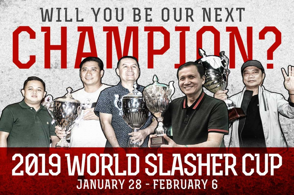 WORLD SLASHER CUP - Official Website