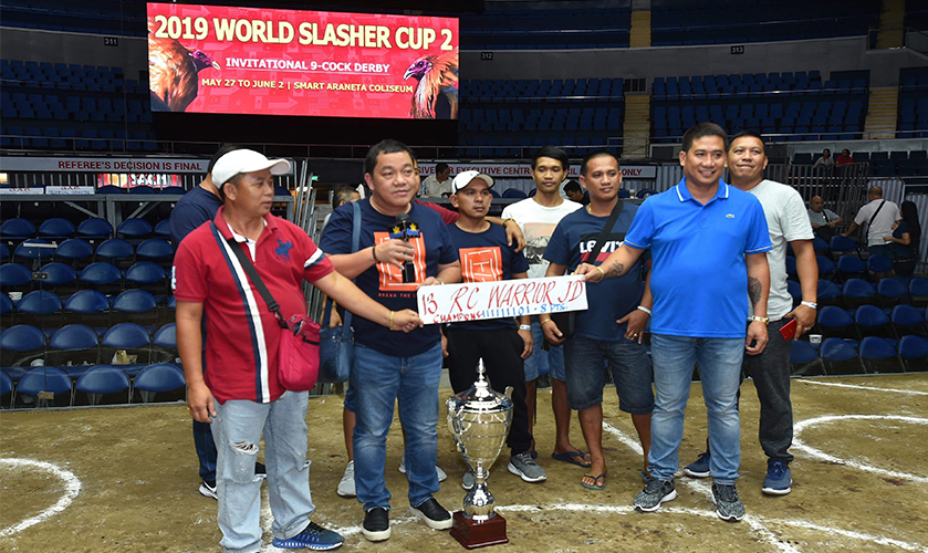 World Slasher Cup 2